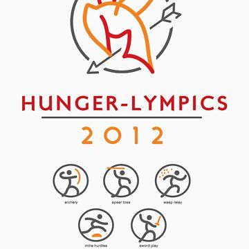 Hunger-lympics by WinterArtwork