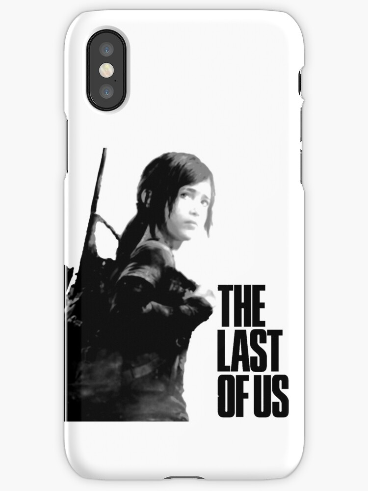 Ellie in the last of us by BlondeThunder