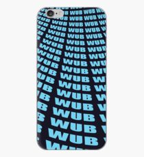 WUB WUB WUB iPhone Case