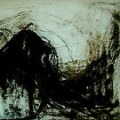 past black rock....out to sea  by banrai