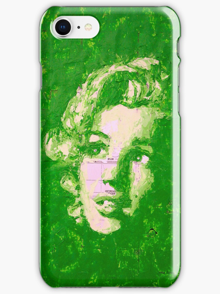 Marilyn_Green by HAVI Art