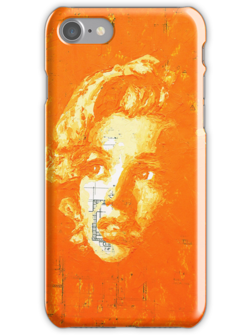 Marilyn_Orange by HAVI Art