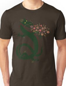 Dragon, Flower Breathing Unisex T-Shirt