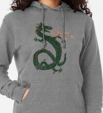 Dragon, Flower Breathing Lightweight Hoodie
