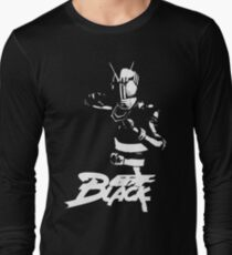 Kamen Rider Black Long Sleeve T-Shirt