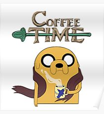 It's Coffee Time! Poster