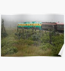 White Pass and Yukon Route Poster