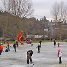 cork city on ice by Edward  manley