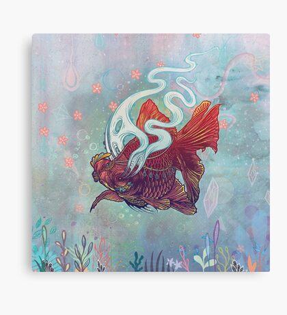 Ocean Jewel Canvas Print