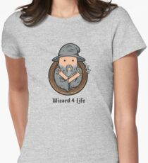 Wizards Represent! Women's Fitted T-Shirt