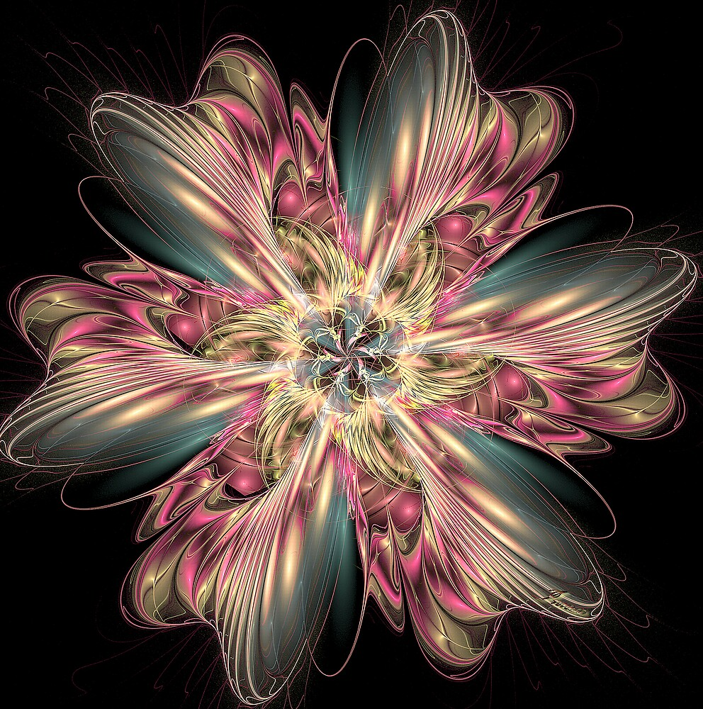 Oily flower for ATF garden by innacas