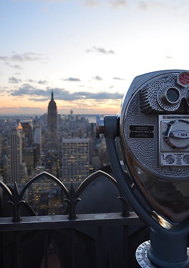 Top of the rock by Wilospring