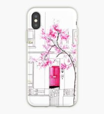 London in Spring iPhone Case