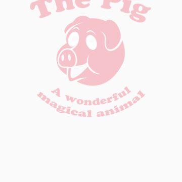 The Pig by robotrobotROBOT