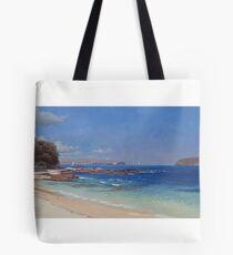 Balmoral Beach, Northern End Tote Bag