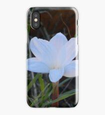 Rain Lily Surprise iPhone Case/Skin
