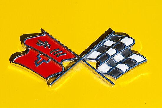 C3 Corvette emblem by dlhedberg