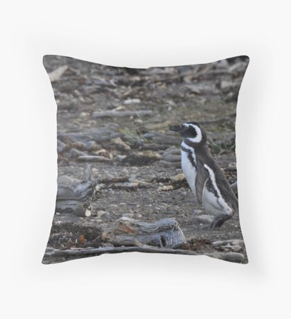 With a Hop, Skip and a Jump Throw Pillow