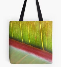 crossing the line to grow neatly Tote Bag