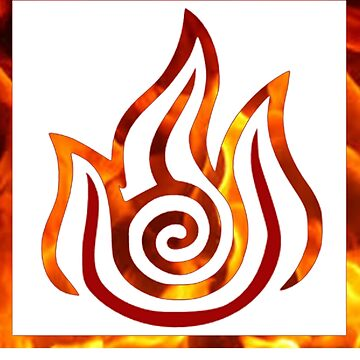 Fire Nation logo by BloodWing