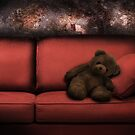 Lonely Bear by darkrain326