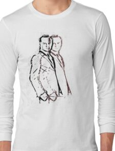 Moriarty is real 1 Long Sleeve T-Shirt