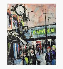 Camden Town London Photographic Print