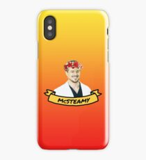 McSteamy iPhone Case/Skin