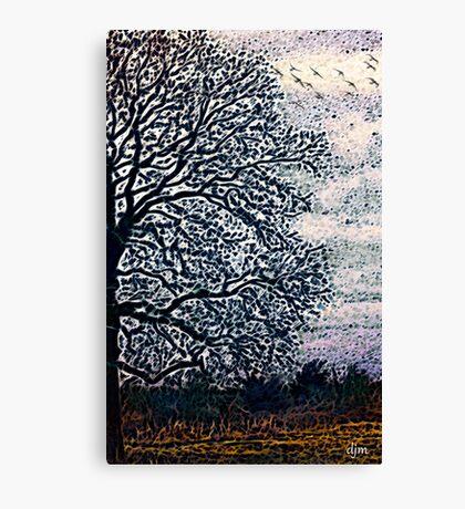 Almost Winter Canvas Print
