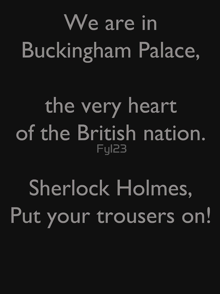 Sherlock Holmes - BBC Version Quote by Fyl23