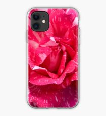 Variegated Rose iPhone Case