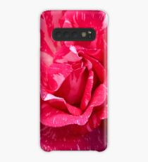 Variegated Rose Case/Skin for Samsung Galaxy