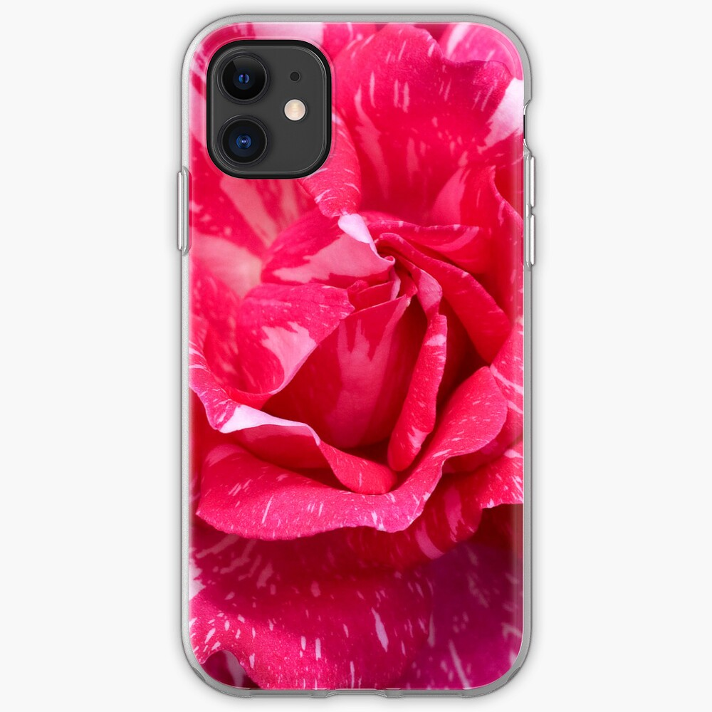Variegated Rose iPhone Case & Cover