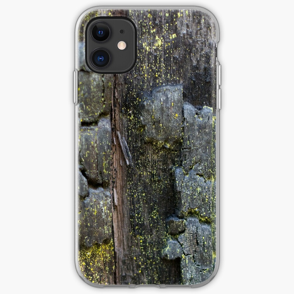Burnt Wood iPhone Case iPhone Case & Cover