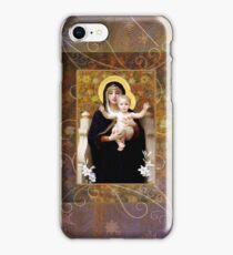 La Vierge iPhone Case iPhone Case/Skin