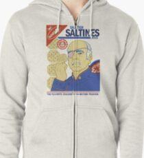 Saultighnes Zipped Hoodie
