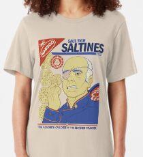 Saultighnes Slim Fit T-Shirt