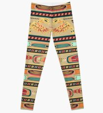 Seamless Totem Leggings