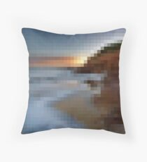 32 by 32 - Anglesea (1) Throw Pillow