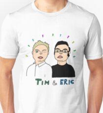 tim and eric T-Shirt