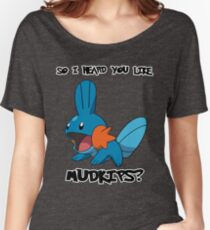 So I heard you like Mudkips? Women's Relaxed Fit T-Shirt