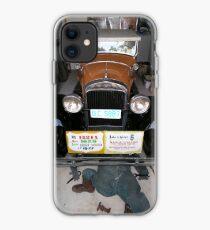Vintage Car iPhone Case