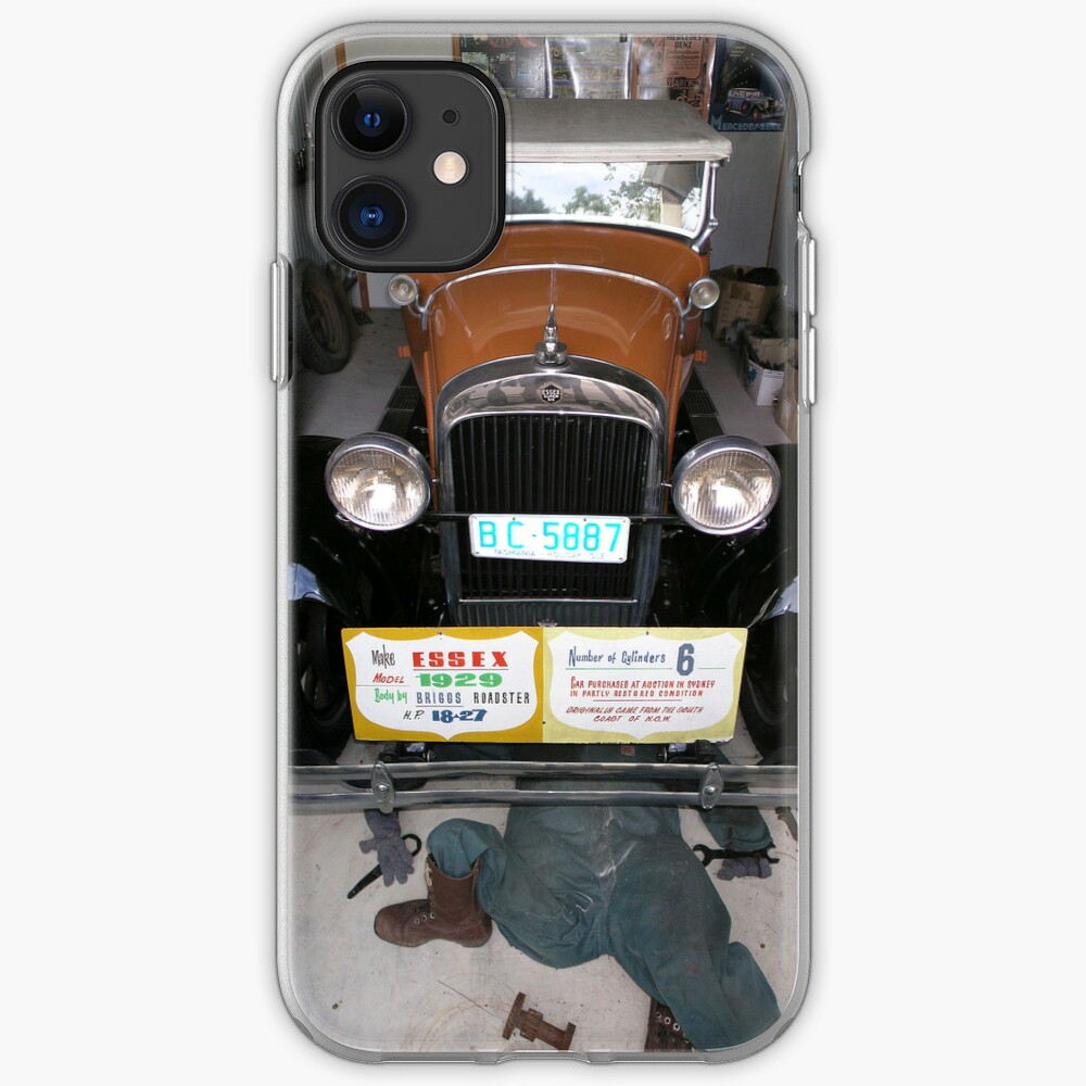 Vintage Car iPhone Case & Cover