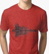 Watch Tower Tri-blend T-Shirt