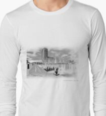 There and Here Long Sleeve T-Shirt