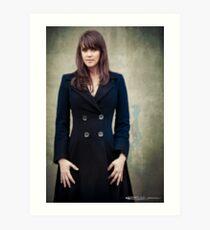 Amanda Tapping - Actors Studio Limited Edition Series Print [A14] Art Print