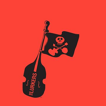 The Lurkers: Hillbilly punk flag by TheLurkers