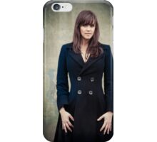 Amanda Tapping vs. iPhone 4 / 4s MK-III iPhone Case/Skin