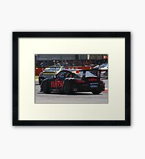 2013 Clipsal 500 Day 2 Carrera Cup Framed Print