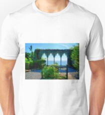 Medieval Castle Wall  Unisex T-Shirt